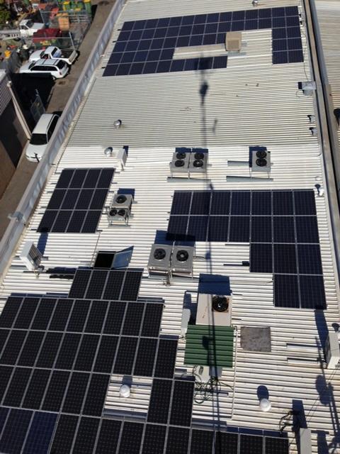HostAway Solar Panels
